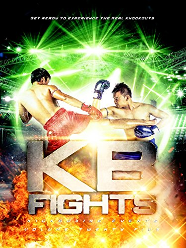 KB Fights Volume 25
