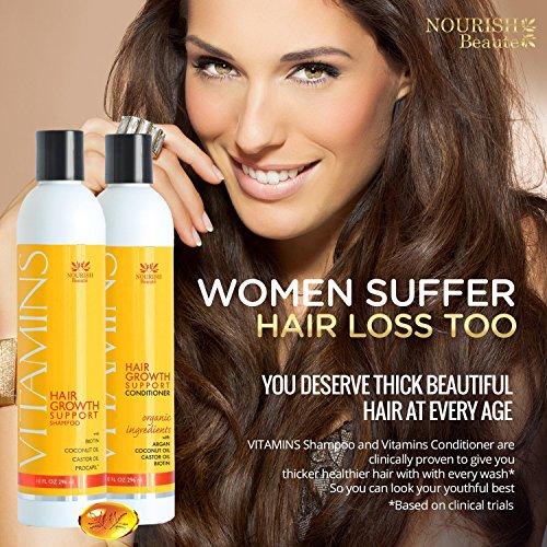 Natural Hair Color Restoration Vitamins