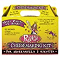 New England Cheesemaking Supply 30 mins Mozzarella and Ricotta Kit