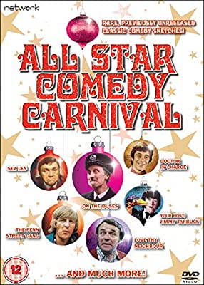 All Star Comedy Carnival [DVD]