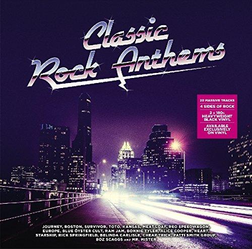 Vinilo : Classic Rock Anthems / Various (United Kingdom - Import, 2 Disc)