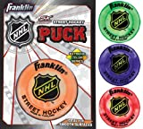 Franklin NHL Street Hockey Extreme Color Puck (Colors May Vary)