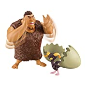 Fisher-Price DreamWorks The Croods: Brute Battlers Brute Battlin Grug