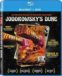 Jodorowsky\'s Dune (Blu-ray + DVD)