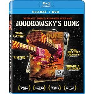 Jodorowskys Dune [Blu-ray] [Import anglais]