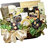 Grand Edition Gourmet Food and Snacks Gift Basket - Large