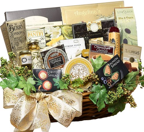 Art of Appreciation Grand Edition Gourmet Food and Snacks Gift Basket - Large