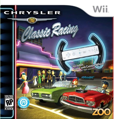 Chrysler Classic Racing with Racing Wheel