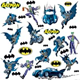 RoomMates Batman: Gotham Guardian Peel & Stick Wall Decals