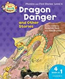 Dragon Danger and Other Stories. by Roderick Hunt, Cynthia Rider (0192734342) by Hunt, Roderick