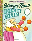 img - for Strega Nona Does It Again book / textbook / text book