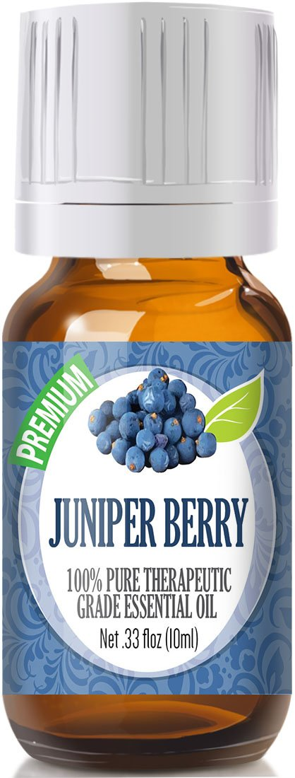 Juniper Berry 100% Pure, Best Therapeutic Grade Essential Oil - 10ml muslim healing