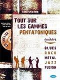 echange, troc  - CARISCH FRANCE - Guitare-méthodes - Rime Christophe - Gammes Pentatoniques + Cd