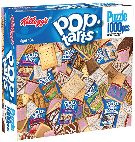 Karmin International Kelloggs Pop Tarts Puzzle (1000-Piece)