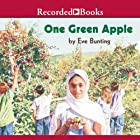 One Green Apple Audiobook by Eve Bunting Narrated by Charlotte Parry