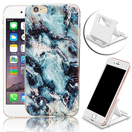 Ultra Mince Soft Gel Silicone TPU Case iPhone 7 Housse Etui Shock-Absorption Bumper et Anti-Scratch Coque,Vandot iPhone 7 Soft Etui Flexible