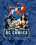 Die DC Comics Chronik - 75 Jahre Superhelden (3862010503) by Adam Hughes