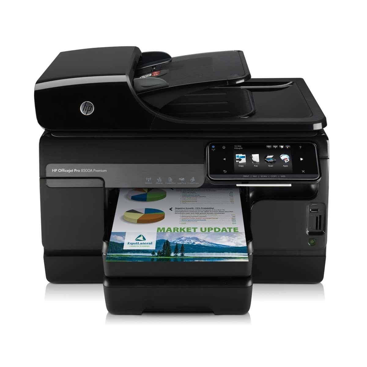 HP Officejet Pro 8500A Premium Wireless e-All-in-One