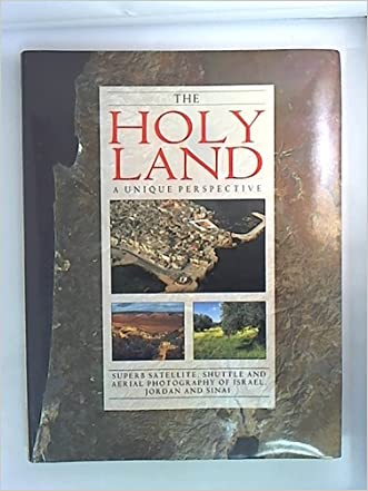 The Holy Land: A Unique Perspective written by Rohr Productions