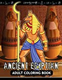 Adults Coloring Book: Ancient Egyptian Egypt Fun and Relaxing Designs