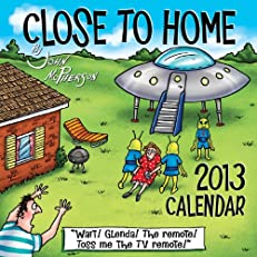 Close to Home 2013 Day-to-Day Calendar