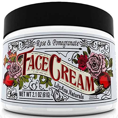 Face Cream Moisturizer (2oz) 95% Natural Anti Aging Skin Care (Lotus Water Treatment System compare prices)