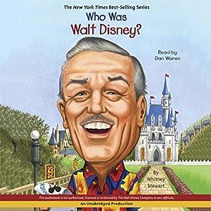 Who Was Walt Disney? Audiobook