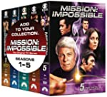 Mission: Impossible - Seasons 1-5