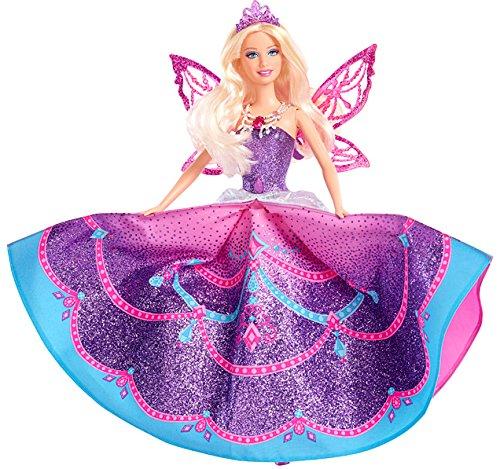 Mattel Barbie Y6373 - Mariposa Feenprinzessin,