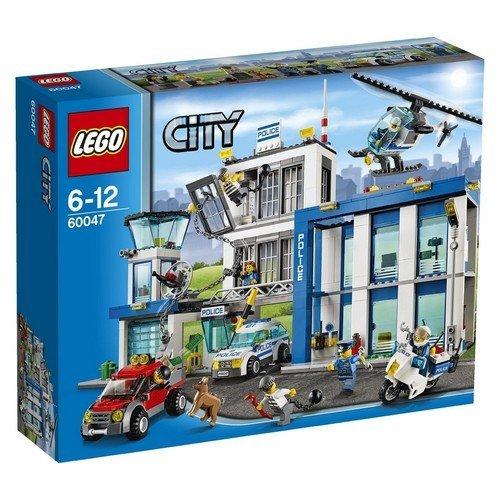 LEGO City Police 60047 – Stazione della Polizia