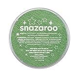Snazaroo Sparkle Face Paint, 18ml, Sparkle Pale Green