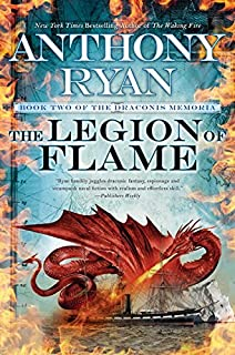 Book Cover: The Legion of Flame