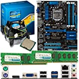 INTEL Core i7 3770K 3.5Ghz, ASUS P8Z77-V LX2 & 16GB 1600Mhz DDR3 RAM Bundle