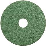Norton GreenLyte SG F968 Abrasive Disc, Fiber Backing, Ceramic Aluminum Oxide