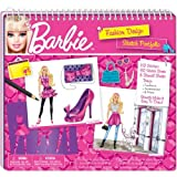 Fashion Angels Barbie Fashion Design Sketch Portfolio
