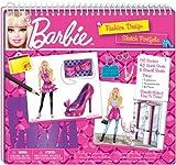 Fashion Angels Barbie Fashion Design Sketch Portfolio