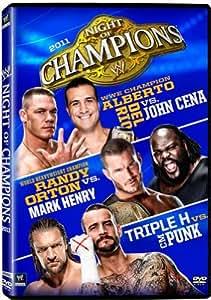 WWE 2011 - Night Of Champions 2011
