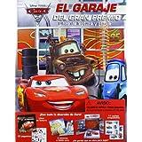 Cars. El garaje del gran premio: Libro de lectura y garaje (Cars (everest))
