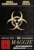 Maggie – Mediabook [Blu-ray] [Limited Edition]