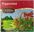 Celestial Seasonings Herb Tea, Peppermint, 40-Count Tea Bags (Pack of 6)