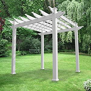 Royal patio pergola