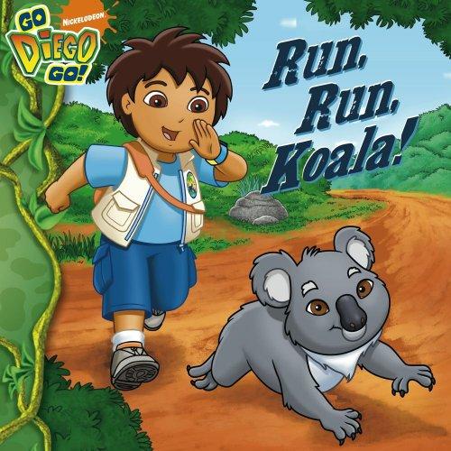 Run, Run, Koala! (Go Diego Go (8x8))