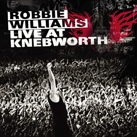 Rock Dj (live) von ROBBIE WILLIAMS bei Amazon kaufen