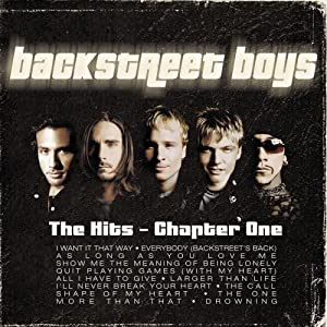 backstreet boys chapter one hits cd