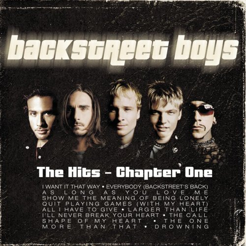 Backstreet Boys - THE HITS- CHAPTER ONE - Zortam Music