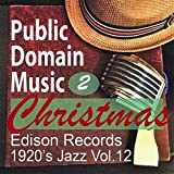Christmas Music 2 (Edison Records, 1920's Jazz Vol.12)