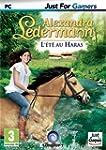 Alexandra Ledermann: l'�t� au Haras