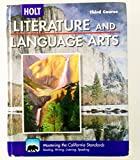 Holt Literature and Language Arts California: Student Edition Grade 9 2009