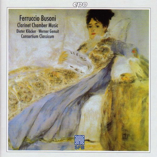 Busoni: clarinet works