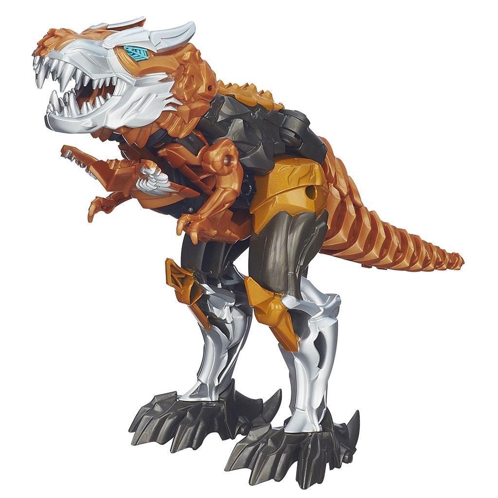 Amazon.com: Transformers Age of Extinction Flip and Change Grimlock